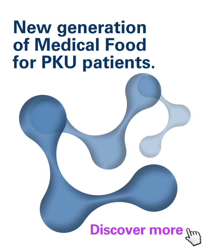 New generation of Medical Food for PKU patients